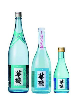 画像1: 華鳩 純米吟醸生酒